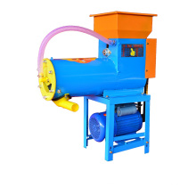 Sweat potato starch Diesel power separator